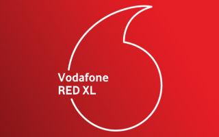 Тариф Водафон RED XL – условия и подключение