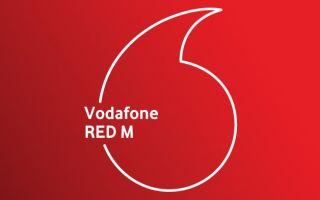 Тариф Vodafone RED M – условия и подключение