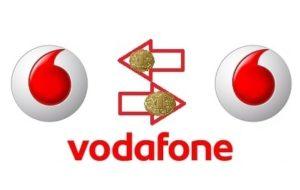 как перевести деньги с vodafone на vodafone